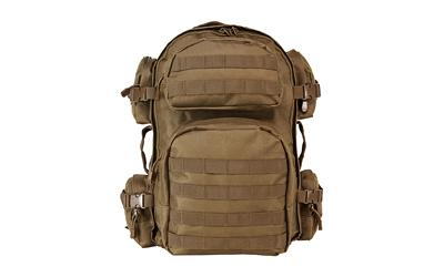 Ncstar Vism Tactical Backpack Tan