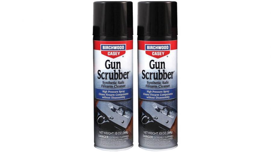 Bwc Gun Scrub Clean Combo 10oz