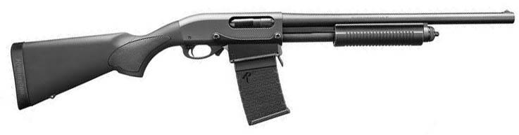 "Remington 870 Dm 12g 18.5"" 6rd"