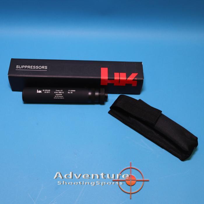B&T HK Impulse II 9MM Silencer