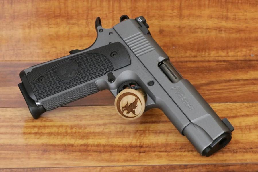 Nighthawk Falcon Commander Tactical Gray 9mm