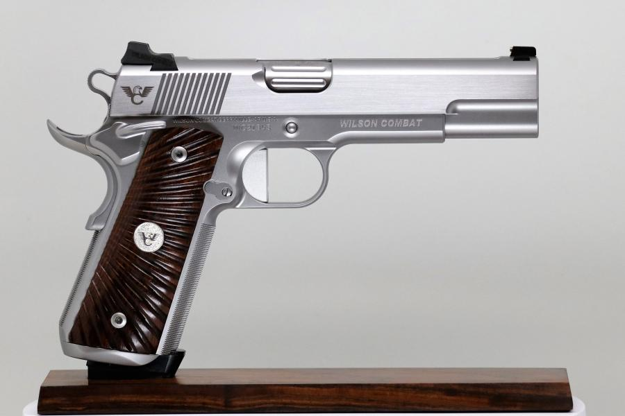 Wilson Combat Tactical Carry .45 Stainless