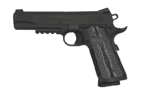 Government 45acp Blk 5 Rail