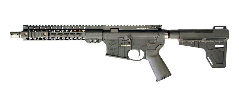 144 Tactical Defender Pistol Ps15