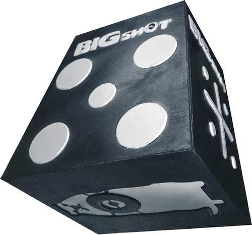 "Big Shot Targets Titan 18"""