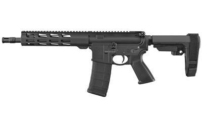 "Ruger Ar-556 Pistol 5.56mm 10.5"" Blk"
