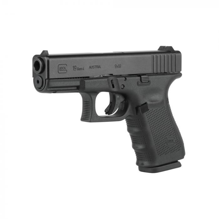 Glock 19 Gen4 9mm Gns 15rd