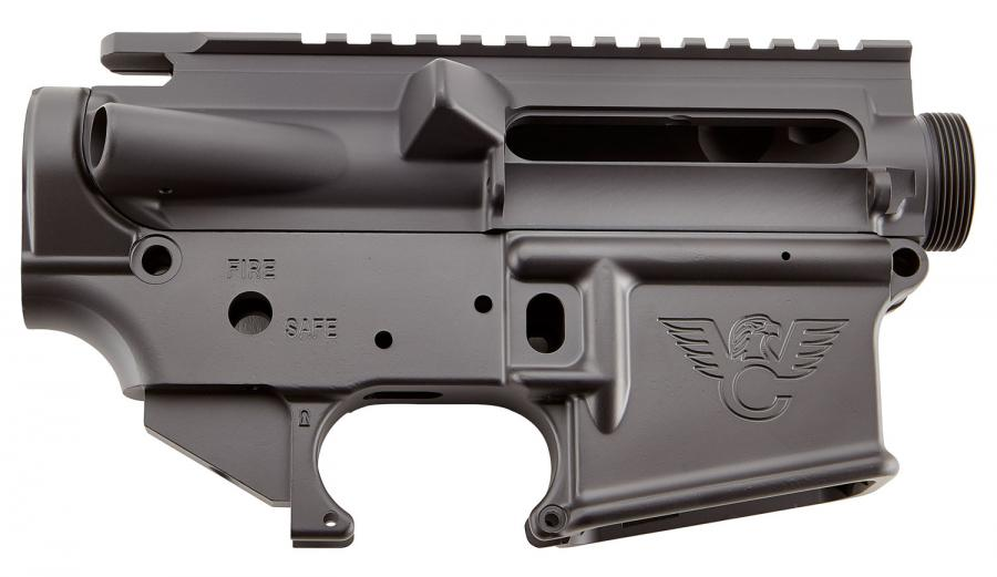 Wilson Combat Trlowupp Ar-style Lower/upper Ar-15