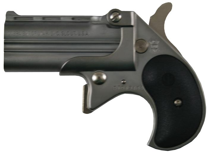 Cob Derringer 9mm-satin/blk