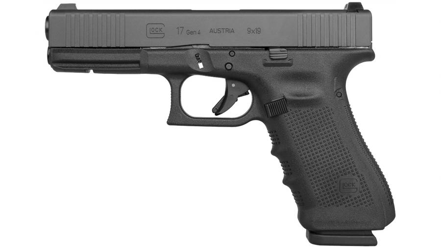Glock 17 Gen4 9M Steel 17rd