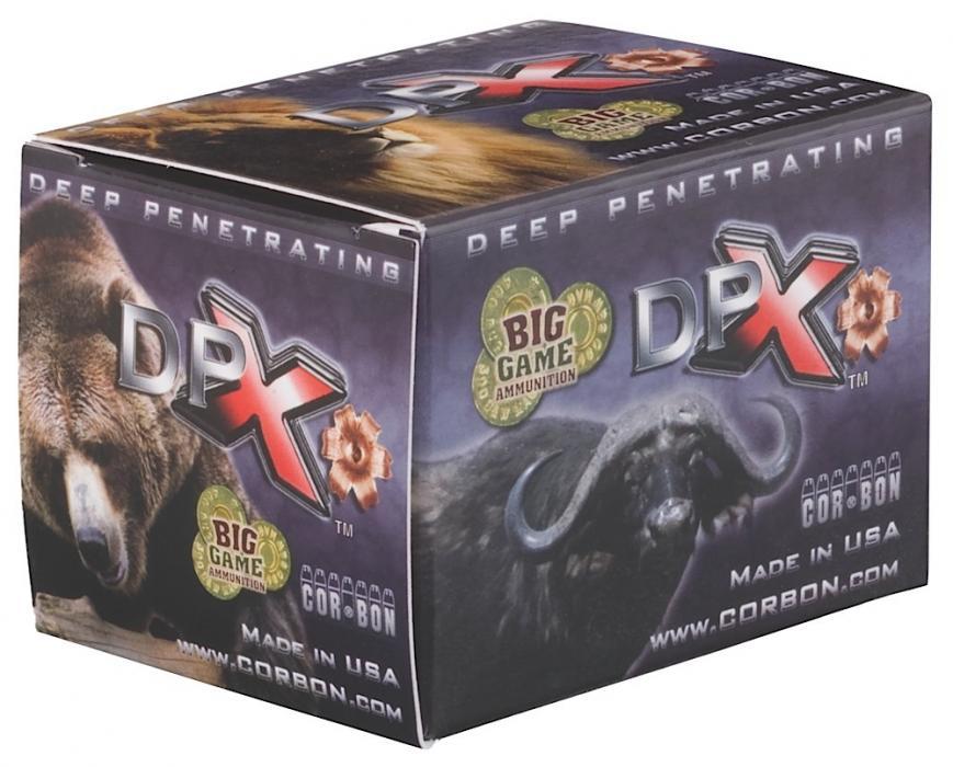 Cor-bon DPX 38 Special Deep Penetrating