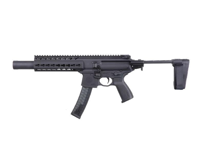 Mpx Pistol Tacops 9mm 4.5 Psb