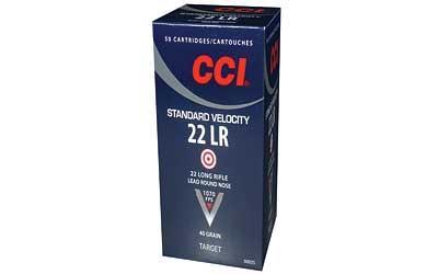 CCI Standard Velocity 22 LR Lead