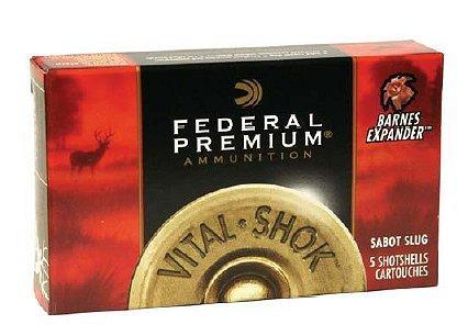Federal Premium Vital Shok 12 ga
