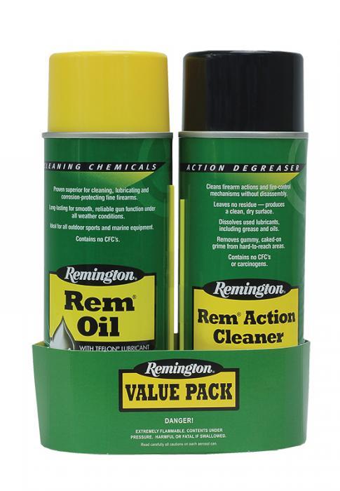 Remington Action Cleaner Rem Oil Value