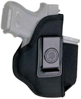 Desantis Gunhide Pro Stealth Black Nylon