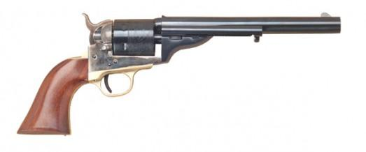 "Cimarron Open Top Navy 7.5"" Barrel"
