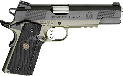 Sph 1911 Loaded Mc Oper 45acp