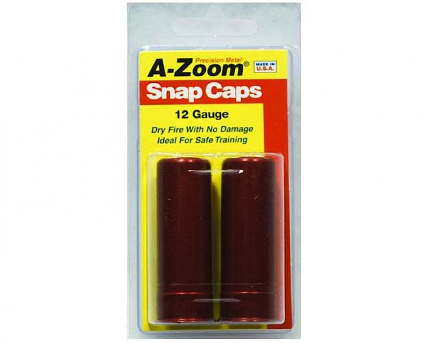 Azoom Snap Caps 12ga 2PK