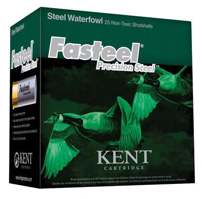 "Kent Cartridge Fasteel 3"" 12 ga"