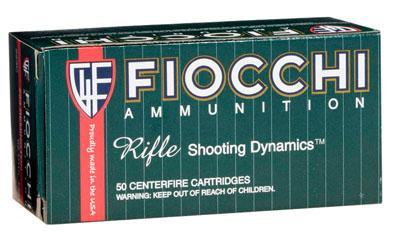 Fiocchi 308 Winchester (7.62 Nato) FMJ