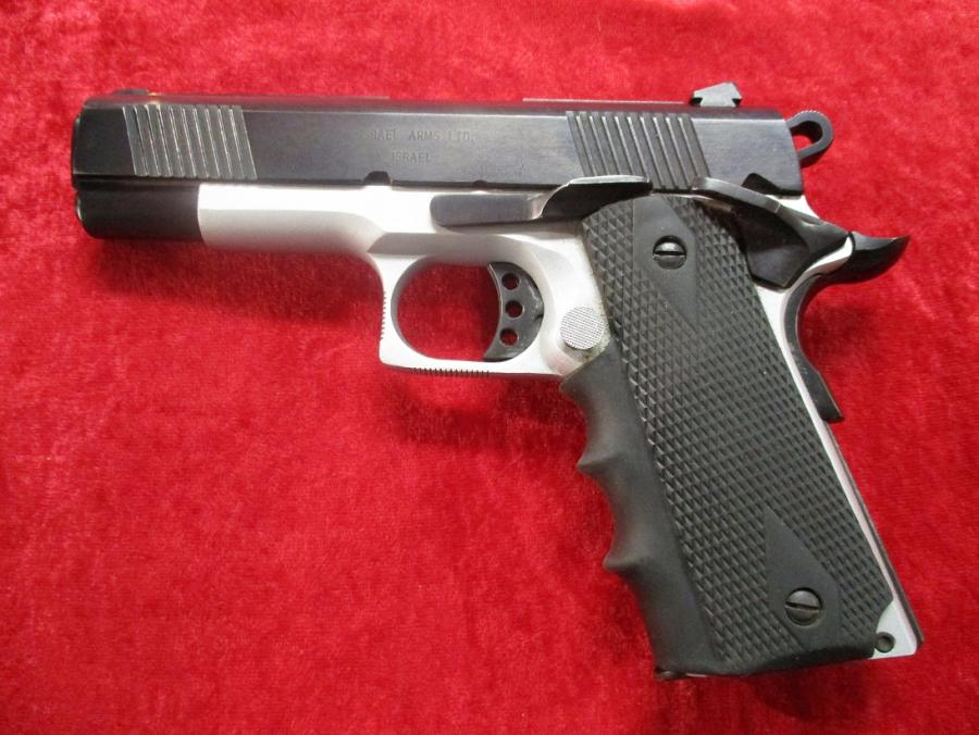 *used* Isarael Arms 1911 Bitone