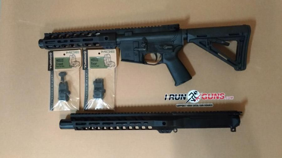 PSA Freedom 7.0 5.56 and 9MM