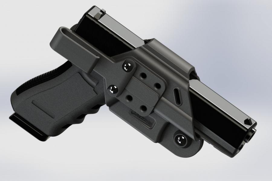 Cherries Multi-ride Concealment Holster   Defender Firearms