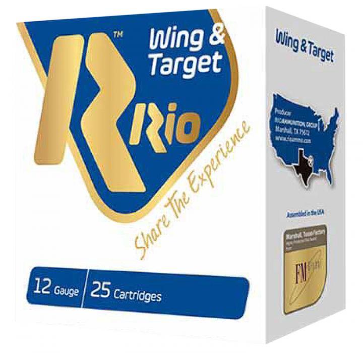 RIO Wt2875 12 2.75 1OZ Wing/trgt