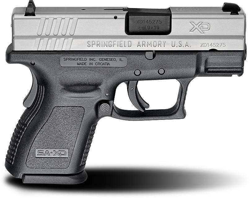 SPG Xd9821 9MM SC 3 Essential