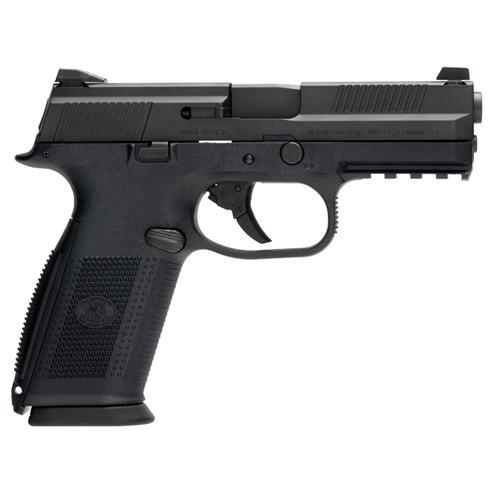 """Fn Fns-9 17rd 4"""" Blk/blk 3mag"""