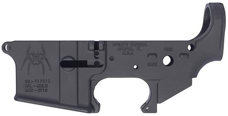 Spikes Stls018 Stripped Lower Spider Ar-15