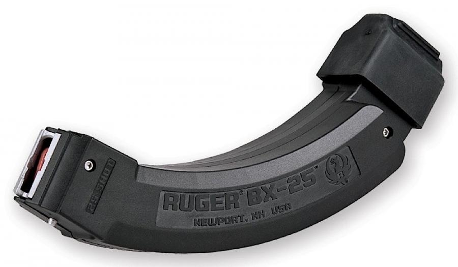 Ruger 10/22 Bx-25 22 Long Rifle