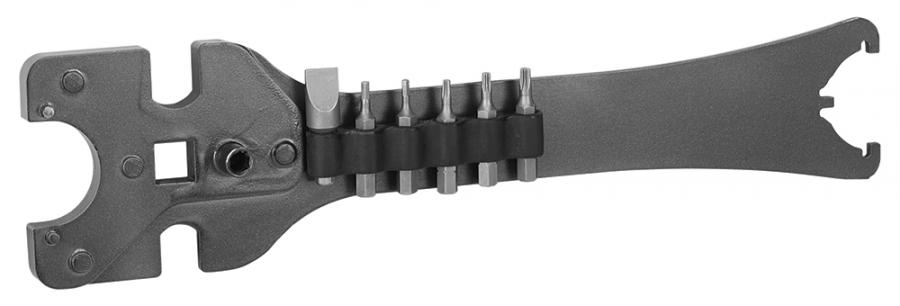 Wheeler AR Multi Tool Wrench