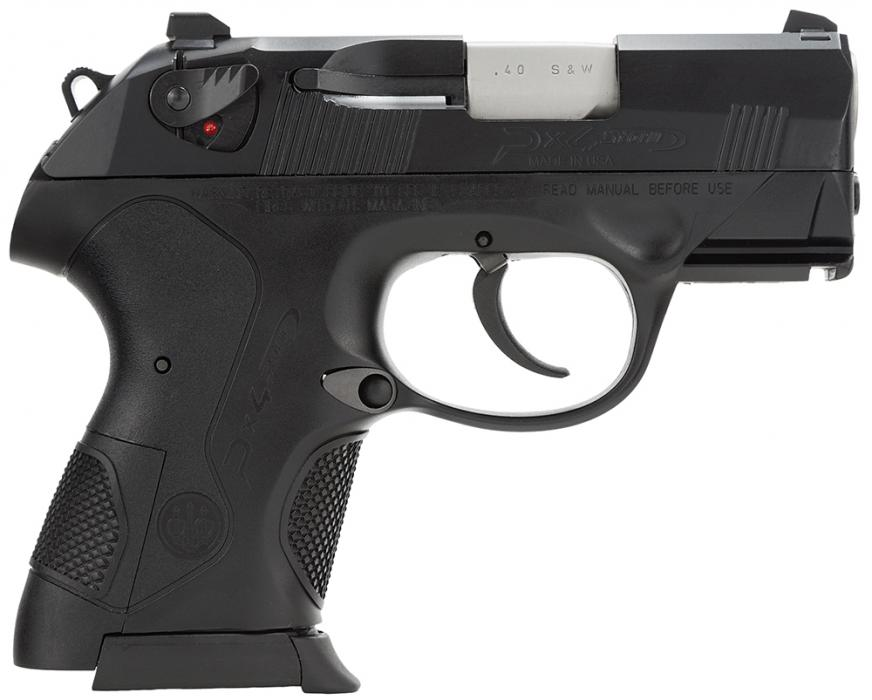 Used Beretta PX4 Storm 40s&w Sub-compact