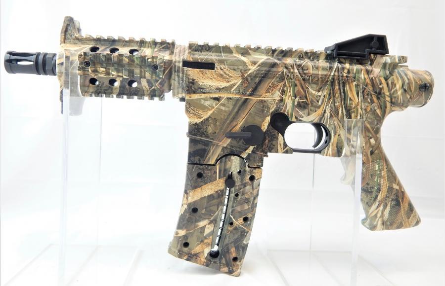 Mossberg 715p 22lr Pistol Duck Commander