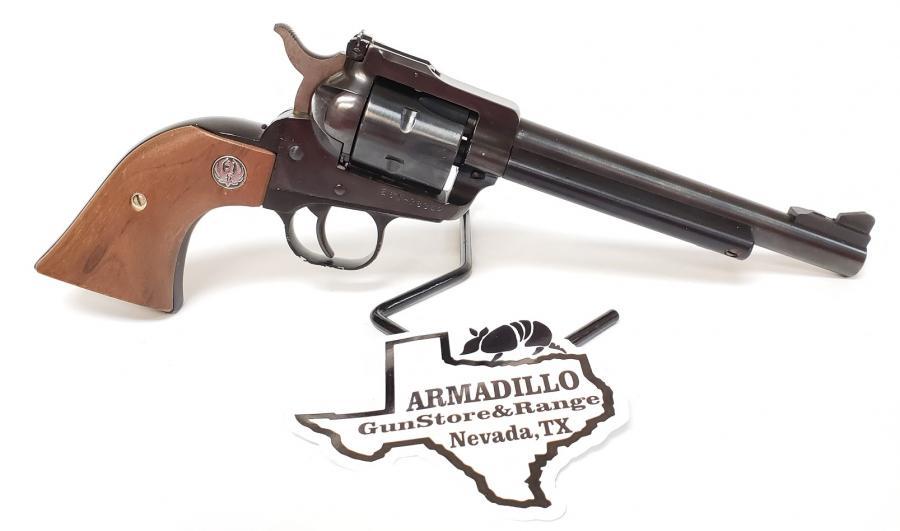 Ruger Single Six 22lr Revolver- Consign