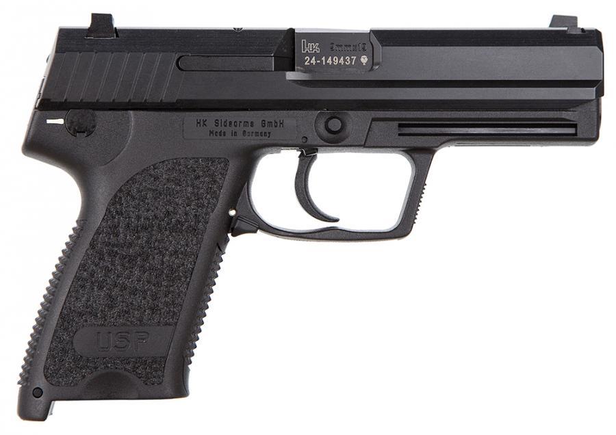 "H&K Usp9 9mm 15+1 4.25"" Modular"