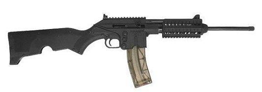 Kel-tec Su22 Rifle Semi-automatic 22 Long
