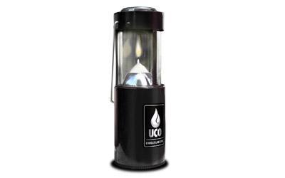 Indrev Uco Orig Lantern Anodized Blk