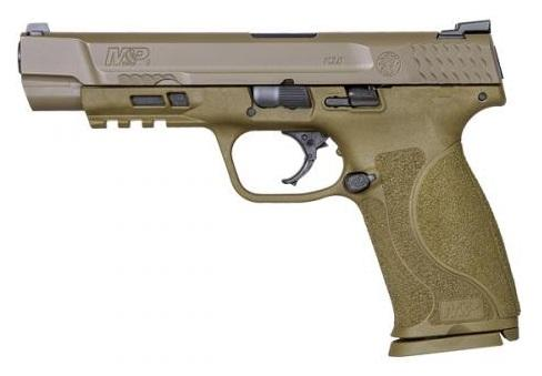 """S&w M&p M2.0 9mm 5"""" 17rd"""
