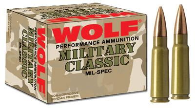 Wolf Military 308 Winchester (7.62 Nato)