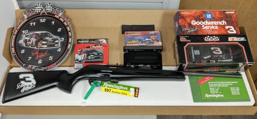 Remington 597 Dale Earnhardt Limited ED