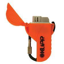 Ust Klipp Lighter Orange