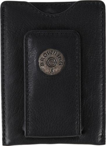 Browning Mens Slug Money Clip