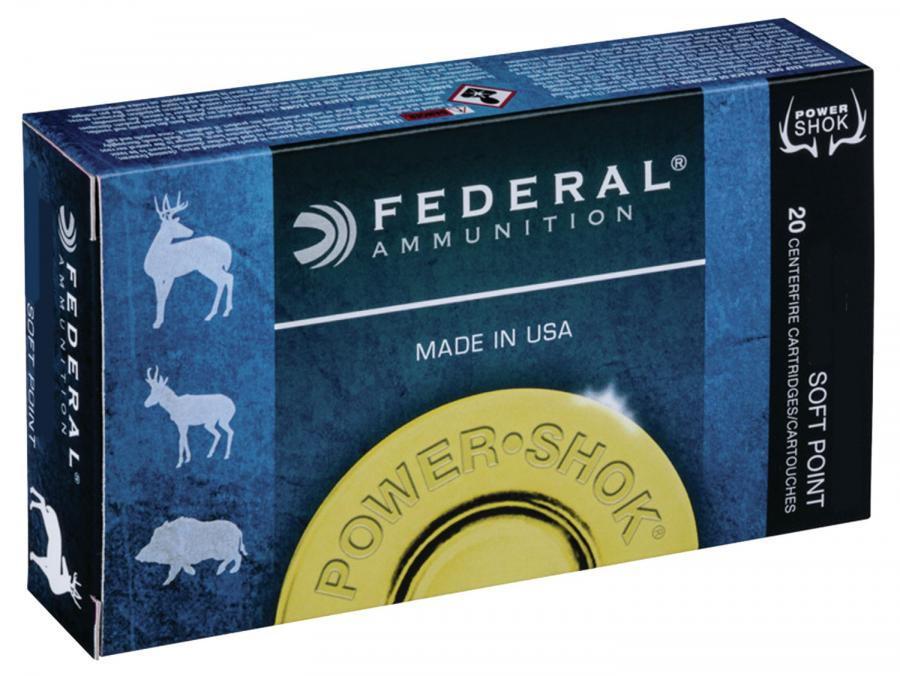 Federal 3006dt180 Non-typical 30-06 Springfield 180