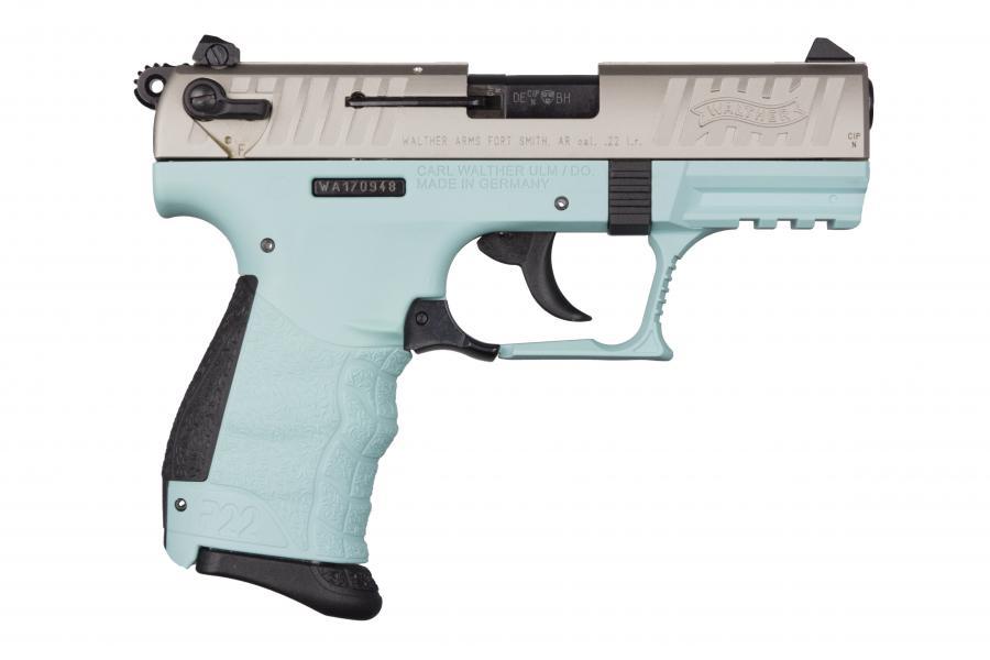Wai P22 22lr Da 10r 3.4