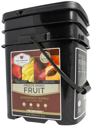 Wise Freeze Dried Fruit Gf