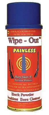 Wipeout Wipeout Bore Cleaner Black Powder