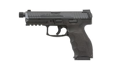 "H&k Vp9 Tactical 9mm 4.7"" 15rd"